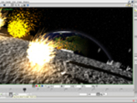 Procedural Asteroid Hits: Part 1