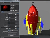 The Rocketship Project: Texturing